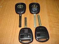 Ключи на TOYОTA