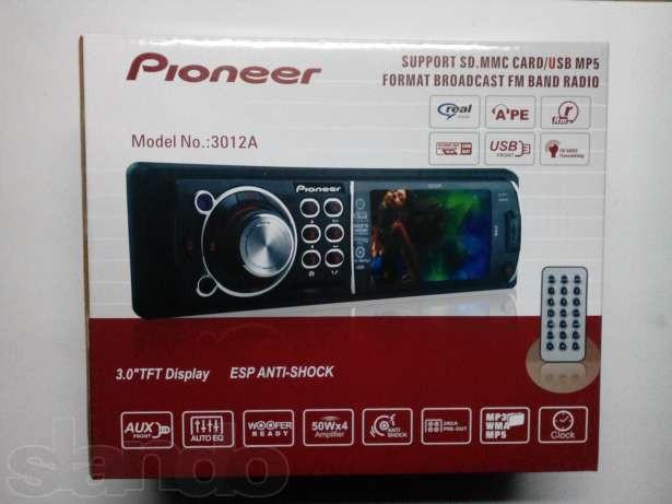 Автомагнітола Pioneer - 3012