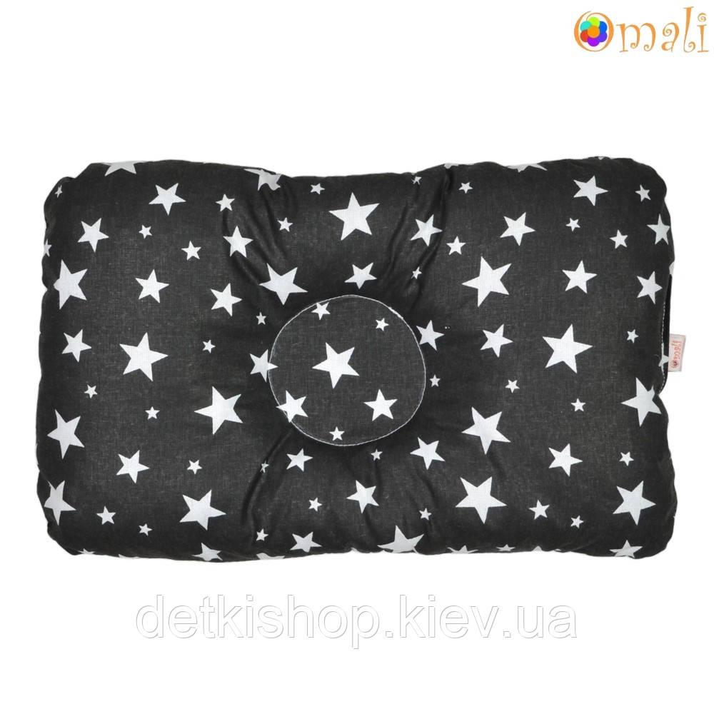 Ортопедическая подушка для новорожденных (дизайн 24)