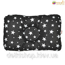 Ортопедична подушка для новонароджених (дизайн 24)