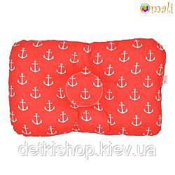Ортопедична подушка для новонароджених (дизайн 25)