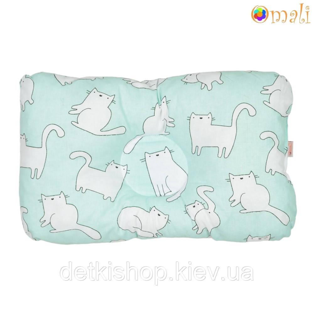 Ортопедическая подушка для новорожденных (дизайн 26)