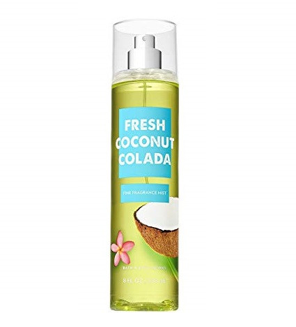 Мист Bath&Body Works Fresh Coconut Colada