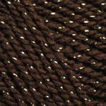 YarnArt Gold № 9004 черный с золотом