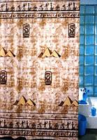 Шторка для душа «Пирамида»