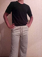 Штаны спортивные(шнурок 2 кармана) 2, Собственное производство, 56, Трикотаж