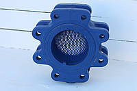 Фільтр міжфланцевий з різьбовими вушками Ду 65 DUYAR, фото 1