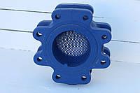 Фільтр міжфланцевий з різьбовими вушками Ду 80 DUYAR