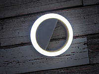 Селфи кольцо Подсветка для селфи Selfie Ring. Селфи-кольцо для смартфона для инстаграма.