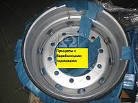 Диск колесный прицеп R22,5х11,75  10х335 ЕТ 0 барабанные тормоза (производитель Дорожная карта, Харьков)
