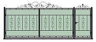 Ворота модель В-03
