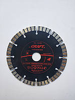 054 Диск відрізний алмазний універсальний turbo segment 180*22.2*1.8*10мм