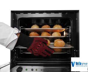 Рукавиці пекарські Hendi 556634, фото 2