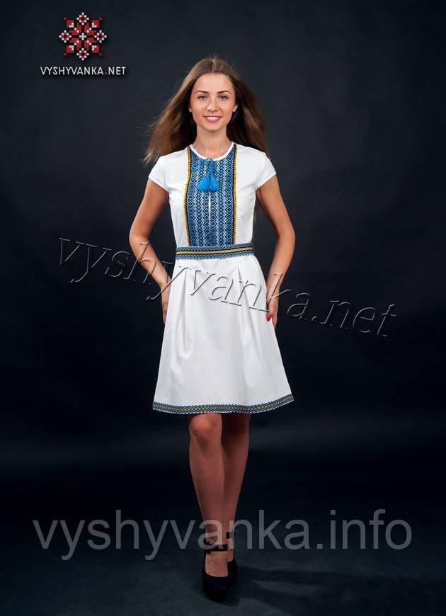 вышивка платья фото
