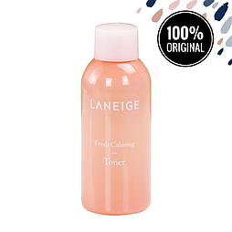 Успокаивающий тонер для лица LANEIGE Fresh Calming Toner, 50 мл