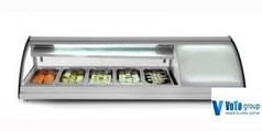Холодильная витрина для суши Hendi 233757