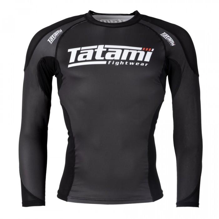 Рашгард з довгим рукавом TATAMI Technical Black