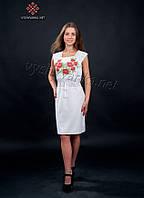 Вышиванка платье, арт. 1017
