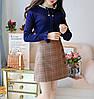Женский пуловер с длинным рукавом 44-46 (в расцветках), фото 4