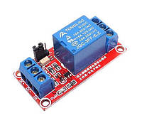 Реле 5V Relay ARM AVR Arduino Module 1 порт модуль с триггером на оптопаре