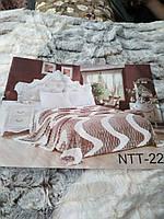 """Меховой плед """"Норка"""" 240*240 евро размер"""