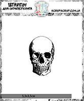 Штамп череп