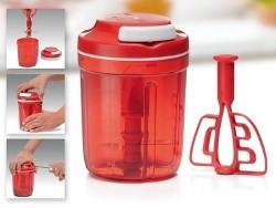 Измельчитель Турбо Микс (600 мл)Tupperware для быстрого приготовления соуса, крема, майонеза,детского питания!