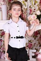 """Школьная блуза """"B7"""""""