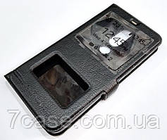 Чехол книжка с окошками momax для Nokia 6.1 Plus (Nokia X6)
