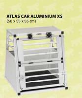 Автомобильная перевозка ATLAS CAR ALUMINIUM XS 50 x 55 x 55 cm
