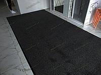 Грязезащитное покрытие Париж темно-серое, длина любая, ширина 90см