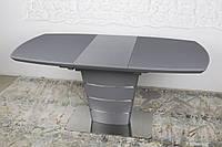Стол обеденный Nicolas ATLANTA 120/160х90х76 см графит