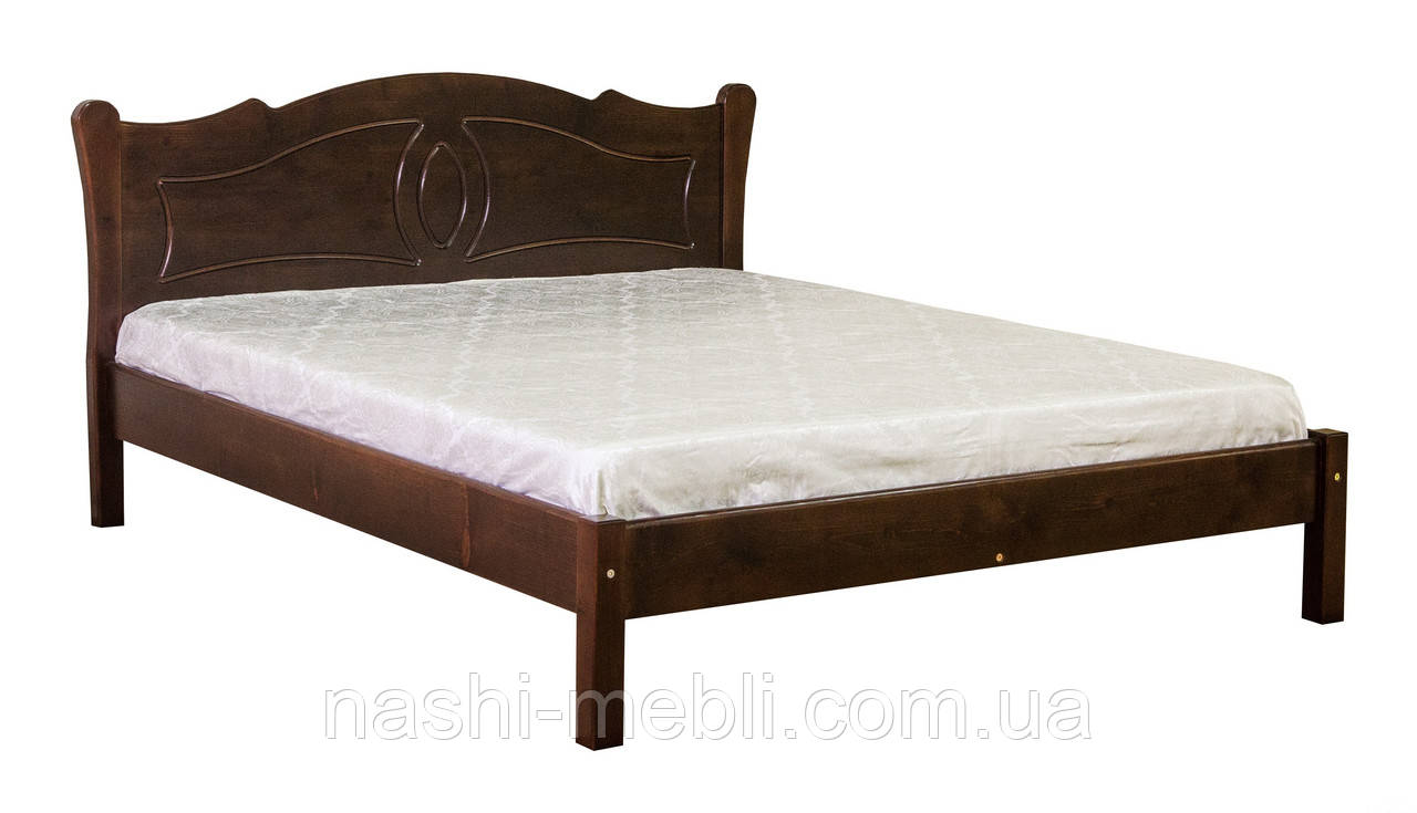 Двоспальне ліжко Л-218