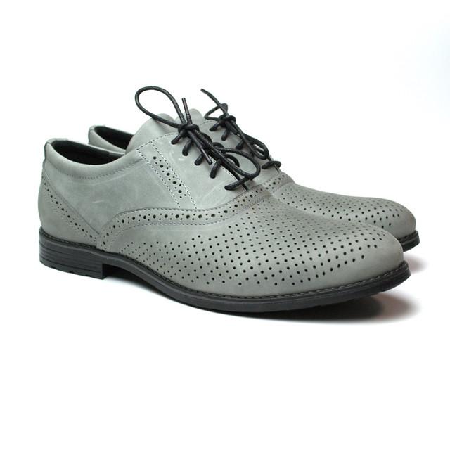 Стильная мужская обувь на лето