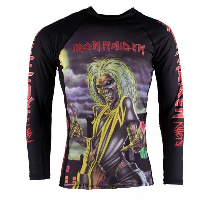 Рашгард с длинным рукавом TATAMI Iron Maiden Killers