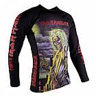 Рашгард с длинным рукавом TATAMI Iron Maiden Killers, фото 2