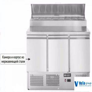 Холодильний стіл-саладетта Hendi 232897