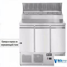 Холодильный стол-саладетта Hendi 232897
