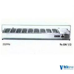 Холодильная витрина Hendi 232996