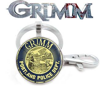 БрелокГримм / Grimm атрибутика с символикой сериала