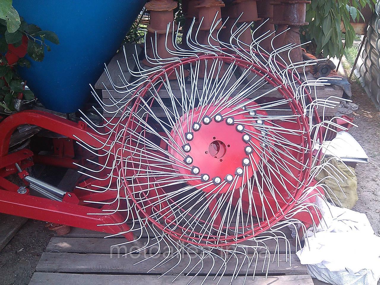 Грабли-ворошилки Biardzki (Польша) 4 колеса и 5 колес
