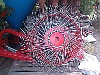 Грабли-ворошилки Biardzki (Польша) 4 колеса и 5 колес, фото 1