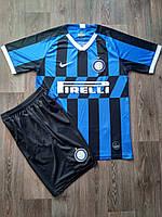 Футбольная форма Интер/Inter ( Италия, Серия А ), домашняя, сезон 2019-2020