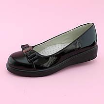 Туфли девочке с Танкетка тм Том.М размер 33,34,35,36, фото 2