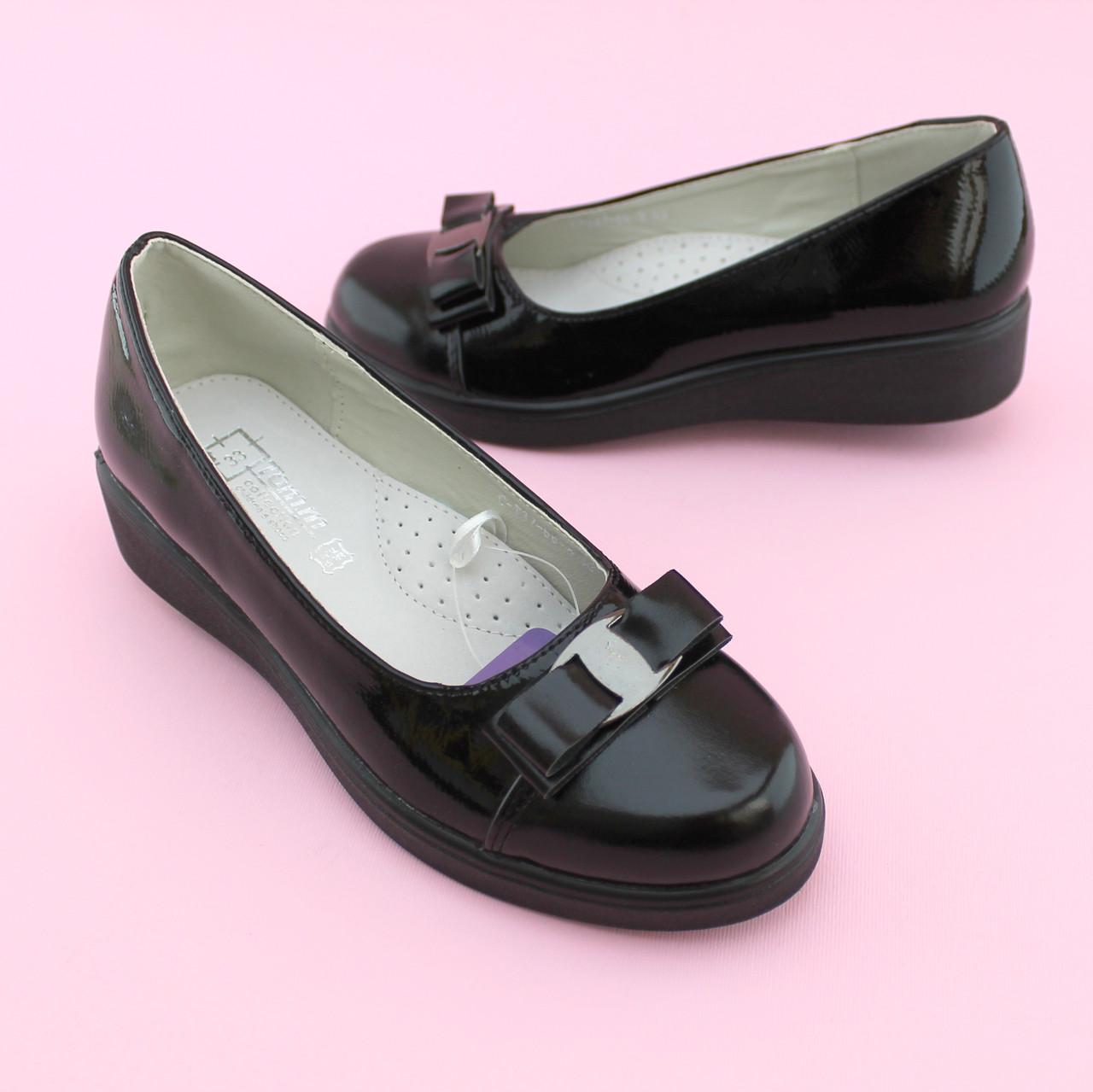 Туфли девочке с Танкетка тм Том.М размер 33,34,35,36