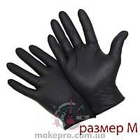 Перчатки M (черные, пара)