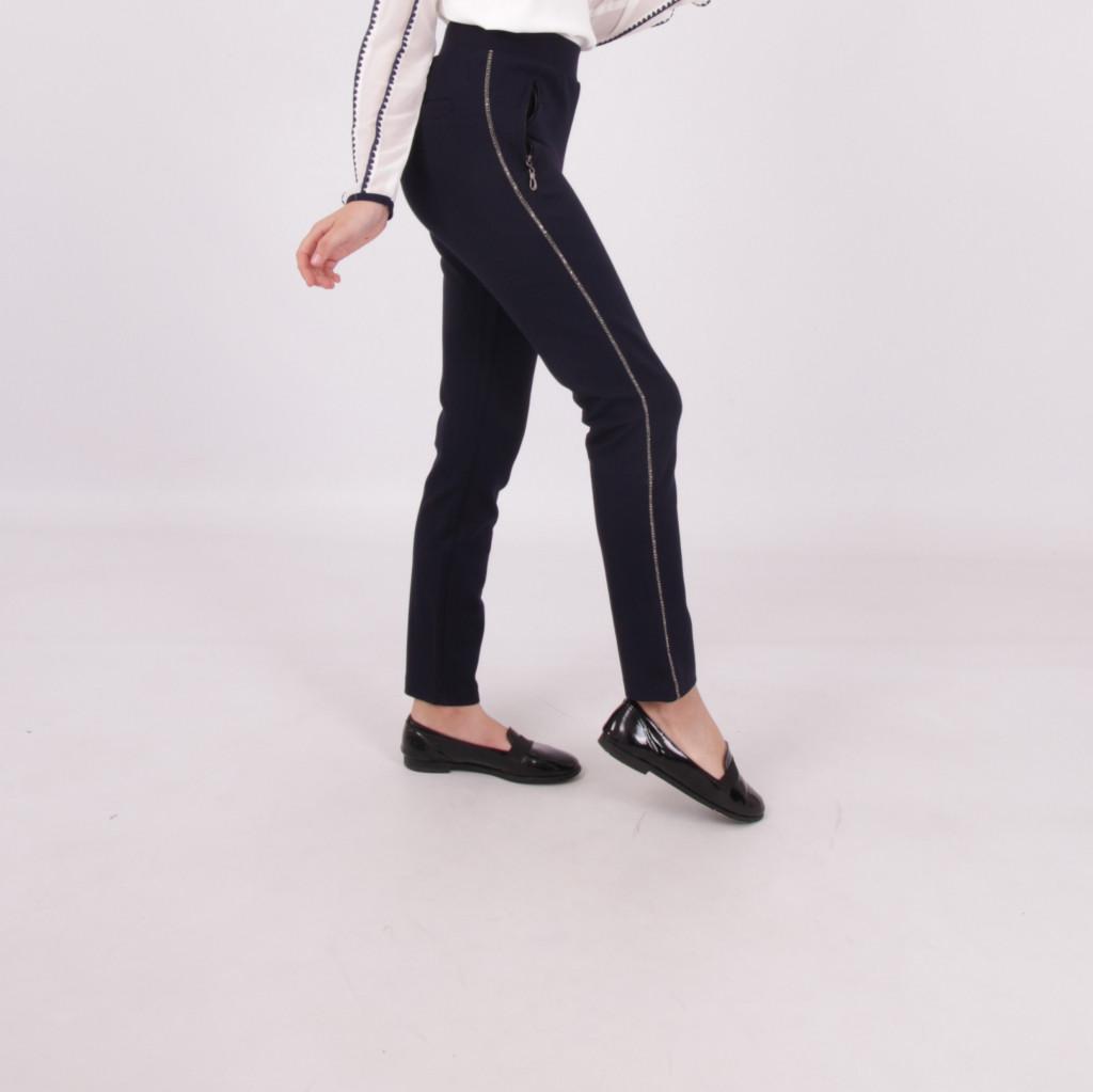 Детские школьные брюки для девочки от BEAR RICHI 768157 | 122-158р.