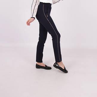Детские школьные брюки для девочки от BEAR RICHI 768157 | 122-158р., фото 2