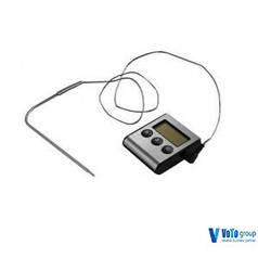 Термометр с зондом и таймером Hendi 271346