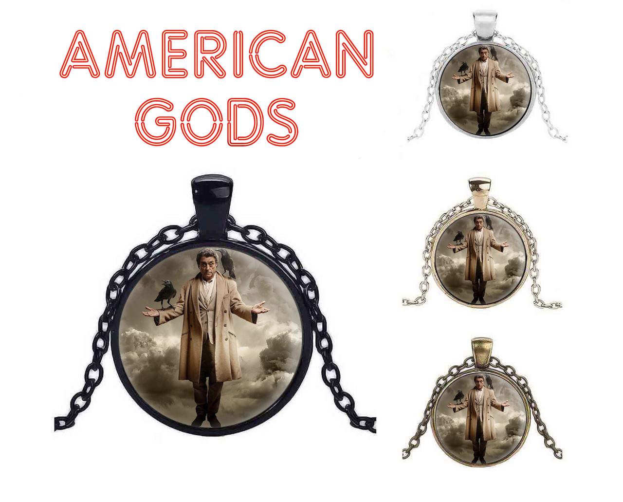 Кулон Американские боги / American Gods с Одином